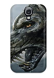 Galaxy S4 Case Slim Ultra Fit Creature Protective Case Cover