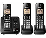 PANASONIC KX-TG633SK 6.0 PLUS 3-Handset Expandable