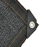 Tarps CJC Shade Sail Cloth Canopy Lawn Patio Garden UV Resistant Outdoor (Size : 2x4m)