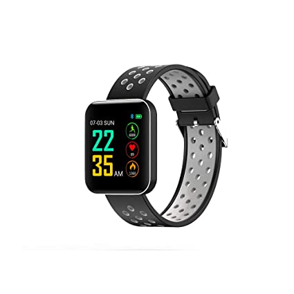 S88 Men Women Smart Watch Reloj Inteligente Passometer Activity Fitness Heart Rate Sports Smartwatch Wristband,