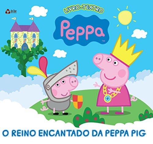 Peppa Pig. Livro-Teatro
