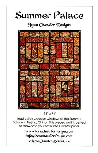 Leesa Chandler Designs LS029VAR Summer Palace Quilt