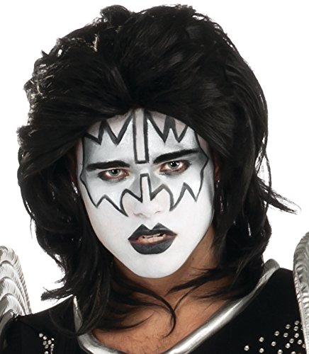 KISS Spaceman Wig Costume (Kiss Spaceman Wig)