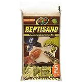 Zoo Med ReptiSand Terrarium Sand, 5-Pound, Desert White