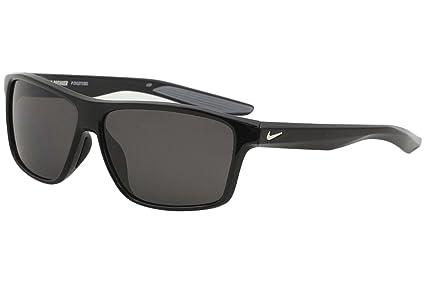 7ac422c8a5 Amazon.com   Nike EV1073-001 Premier P Frame Polarized Grey Lens ...