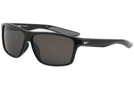 0229d4dcb25 Amazon.com   Nike EV1073-001 Premier P Frame Polarized Grey Lens Sunglasses