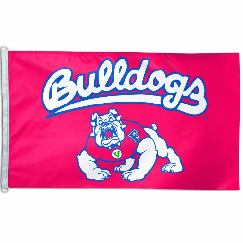 NCAA Fresno State Bulldogs 3-by-5 foot Flag