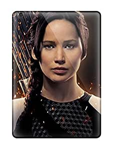 AmandaMichaelFazio Ipad Air Well-designed Hard Case Cover Jennifer Lawrence As Katniss Protector