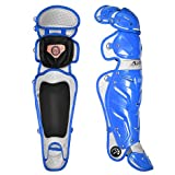 All Star Youth System 7 Leg Guards Royal 13