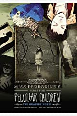Miss Peregrine's Home For Peculiar Children: The Graphic Novel (Miss Peregrine's Peculiar Children: The Graphic Novel) Hardcover
