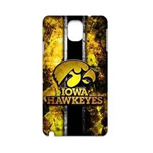 Generic Customize Unique Otterbox--NCAA Iowa Hawkeyes Team Logo Plastic Case Cover for SamsungGalaxy Note3 N9000 by icecream design