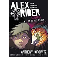 Alex Rider Graphic Novel 5: Scorpia