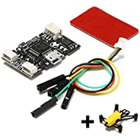 USAQ Naze32 Micro Brushed Flight Controller 6DOF with Frame for 8520 Motors