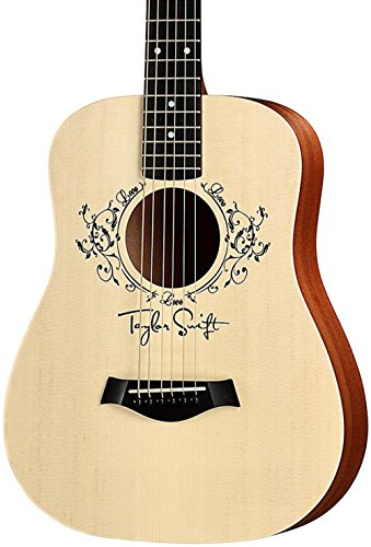 Taylor Swift Signature Baby Taylor Acoustic-Electric Guitar Natural (Baby Solid Body Electric Guitar)