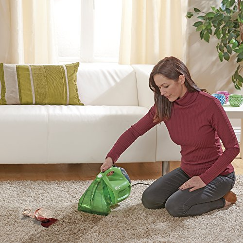Electric Carpet Rug Spot Cleaner & Stain Remover Handheld Car Upholstery Washer by Maxi Vac (Carpet...