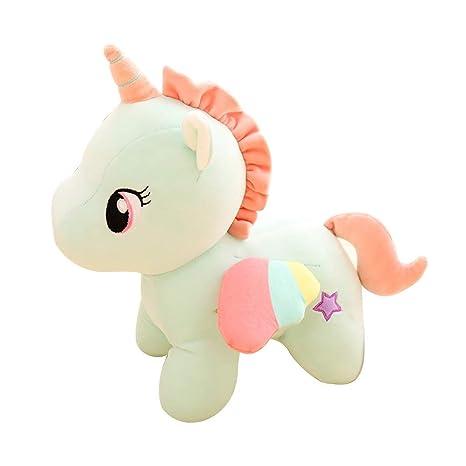 Juguete Cojín Muñeca Unicornio Juguete de Peluche Pegasus ...