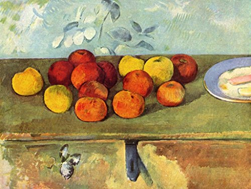 (Lais Jigsaw Paul Cézanne - Still Life with Apples and Pastries 100 Pieces)