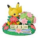 ピカチュウ&シェイミ 「ポケットモンスター」 万年カレンダー ポケモンセンター20周年記念 ポケモンセンター限定