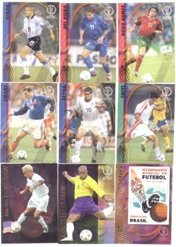 (2002 Panini World Cup Soccer Card Box)