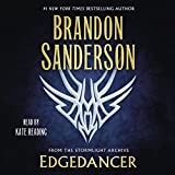 Bargain Audio Book - Edgedancer