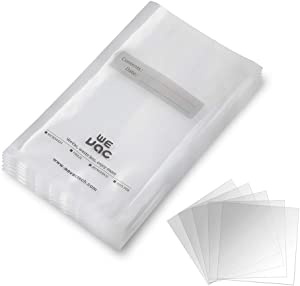Wevac Vacuum Sealer Bags 100 Quart 8x12 Inch for Food Saver, Seal a Meal, Weston. Commercial Grade, BPA Free, Heavy Duty, Great for vac storage, Meal Prep or Sous Vide