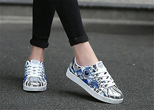 Low Ladies A Lace Young Athletic People Shoes Slip Casual Anti Shoes Shoes up Jiang Shoes Shoes Sneakers Tide Top Womens's Lovers 0xnwzTROZ