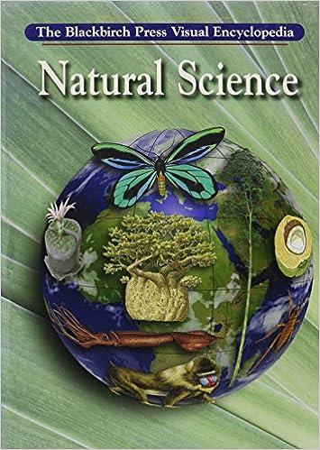 Blackbirch Visual Encyclopedias - Natural Science