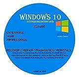 Windows10 repair, recovery, reinstallation disk