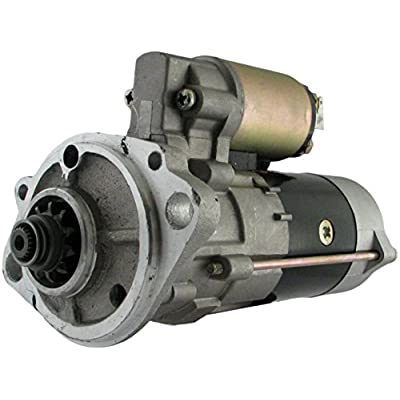 Starter M8T77072 M8T72047 Isuzu 4JG1 4JB1 Case CX75 Gehl CTL70 NEW 18975: Automotive
