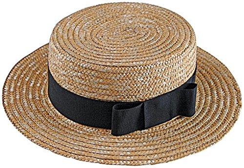 I Love Lucy Ricky Ricardo Straw Hat & Bow Tie Set