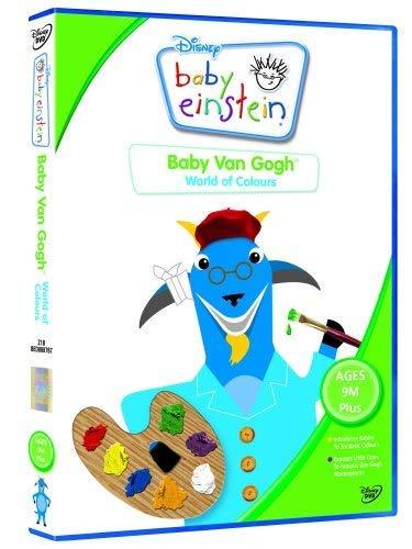 Baby Einstein: Baby Van Gogh World of Colors (2002) DVD