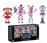 "Funko 2"" Action Figure Five Nights at Freddys Sister Location Set 1 Action Figure"