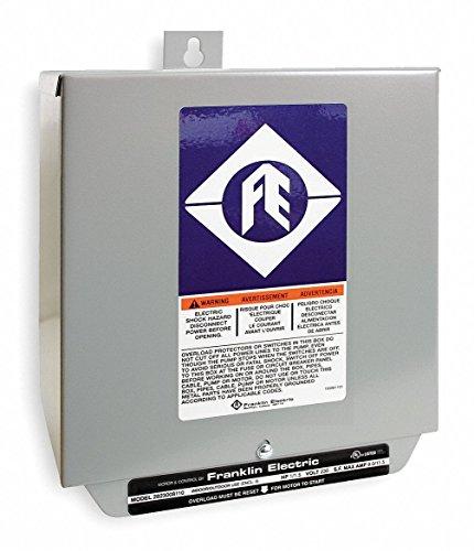 Franklin Electric Control Box 3HP 230V 1Phase ()
