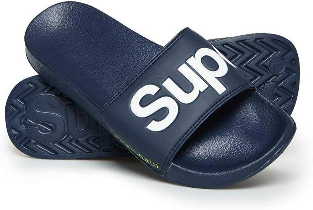 Superdry Mens Pool Slide Slipper