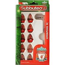 Subbuteo Liverpool Set de Joueurs