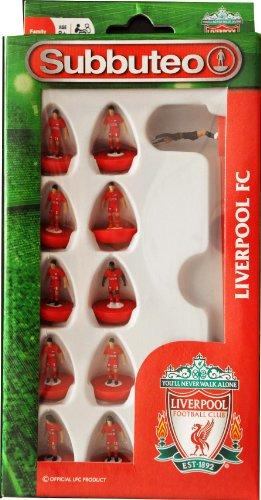 Paul Lamond Subbuteo Liverpool