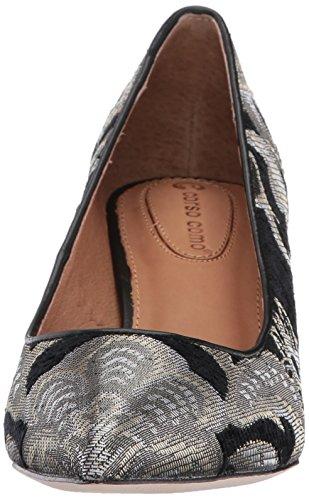Opportunity Shoes - Corso Como Women's Regina Pump Black/Metallic Brocade discount Cheapest FRUgt