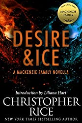 Desire & Ice: A MacKenzie Family Novella (The MacKenzie Family)