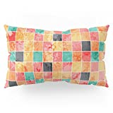 Society6 Soul Window Pillow Sham King (20'' x 36'') Set of 2