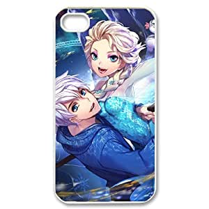D-PAFD Customized Print Frozen Pattern Back Case for iPhone 4/4S