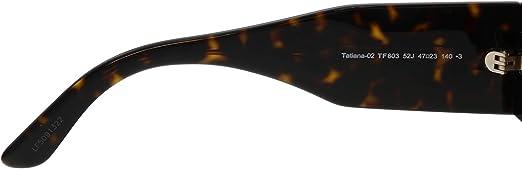 Brand New Authentic Tom Ford Sunglasses TF 0603 Tatiana-02 45E Frame FT TF603