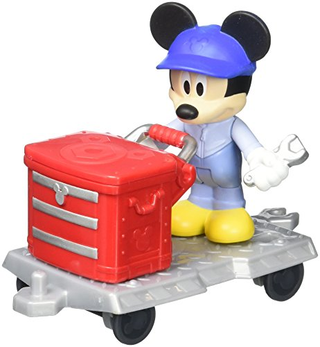 Expert choice for roadster racers engineer mickey