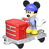 Fisher-Price Disney Mickey & the Roadster Racers, Engineer Mickey Figure & Accessory
