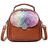 Hot Sale!Todaies Fashion Women Sequined Shoulder Bag Messenger Bag Travel Bag Student Bag