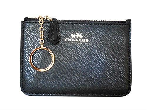 Coach Crossgrain Leather Chain 64064