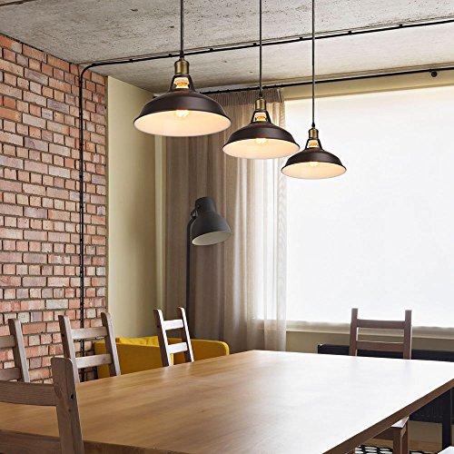 Barn Pendant Light Hanging Light Fixture, Housen Solutions 1-Light ...