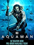 Cover Image for 'Aquaman (Blu-ray + DVD + Digital Combo Pack) (BD)'