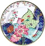 Foglia di tabacco piastra piastra Painted Tin Enamel Plate–picnic o campeggio