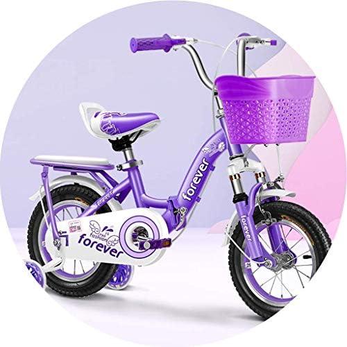 Sports Toys Outdoor-Fahrräder Kinderfahrräder 2-10 Jahre altes Mädchen Fahrräder Kohlenstoffstahl Rosa Fahrräder 12 14 16 18 20 Zoll