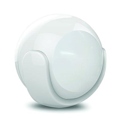 EU Sensor infrarrojo pasivo (PIR) Inalámbrico Blanco